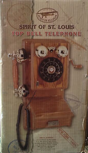 Vintage looking phone