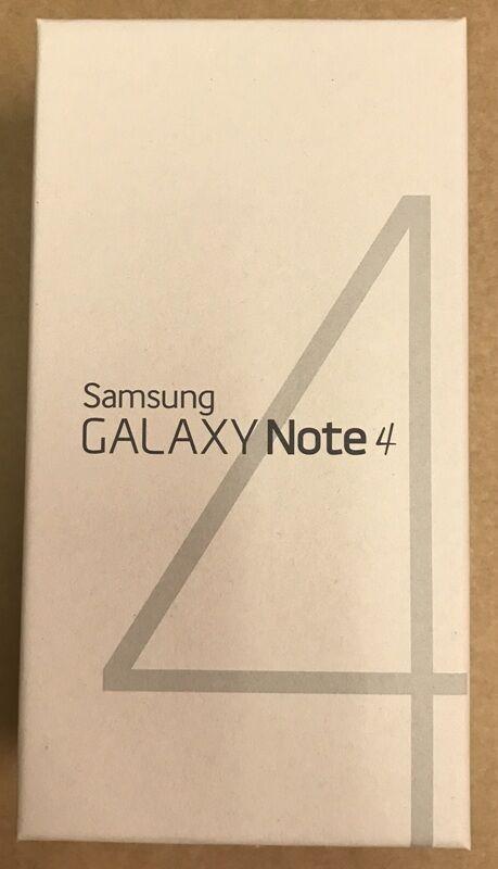NEW Samsung Galaxy Note 4 SM-N910T T-Mobile UNLOCKED 4G 32GB