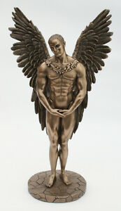 NUDE-BRONZE-ANGEL-STATUE-GAY-INTEREST-FREEPOST-UK-NEW