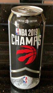 TORONTO RAPTORS 2019 NBA CHAMPS COORS LIGHT (LIMITED EDITION)