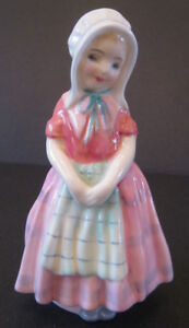 "1935 Royal Doulton Figurine ""Tootles"" HN-1680"
