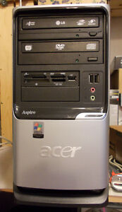 Acer AST160-UA352H all originl except the OS **NEW PRICE**