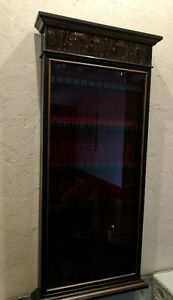 Glass Display Case $40 Bombay Company