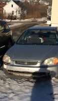 Honda Civic For Parts or Fix Up