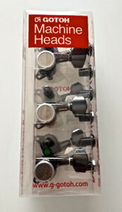 Gotoh SG381-MG-T Locking Tuners