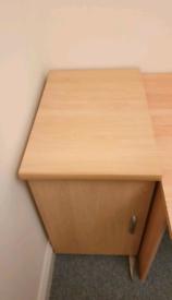 Office cupboard set