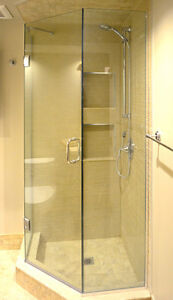 FrameLess Shower Glass Enclosures AND MORE... Stratford Kitchener Area image 5