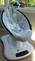 Infant/Baby Swing: 4moms mamaRoo Infant Seat
