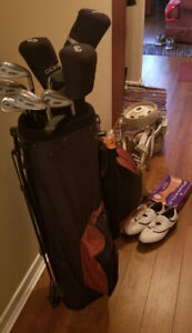 Full Set Golf Clubs- Right Handed