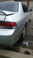 1999 Honda Prelude Vtech Coupe (2 door) 3500 obo etested