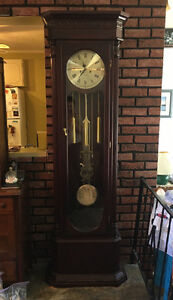 Grandfather Clock $200 obo