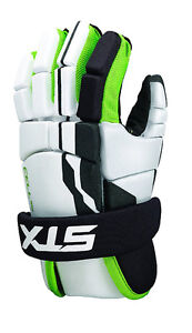 STX Lacrosse Cell 100 Gloves, Large/13-Inch