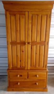 Armoire / Closet - Solid wood - European made