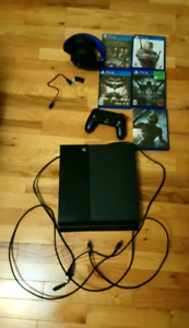 Moded PlayStation 4