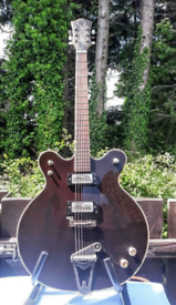 1969 Vox Giant V.G.6 Electric Guitar