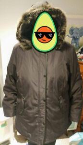 Plus Size Winter Jacket