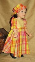 "18"" Doll Clothes  Hand crafted  American Girl, Journey Girl"