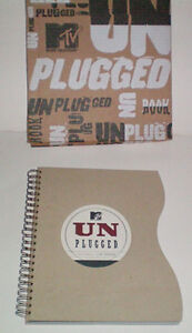 MTV Unplugged First Edition Book Spiral-Bound London Ontario image 3