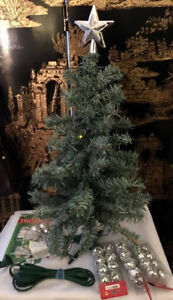 2 Feet Height Table Top Christmas Tree with Accessories