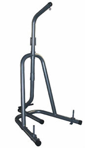 Heavy bag/ adjustable speed bag stand --NEW Still in box