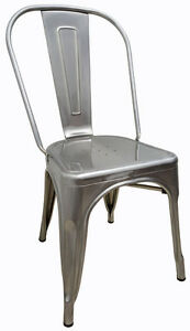RESTAURANT INDUSTRIAL TOLIX METAL DINING CHAIR BAR STOOL Cambridge Kitchener Area image 10