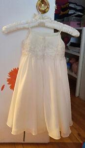 2T Flower girl dress: Davids Bridal Stratford Kitchener Area image 2