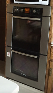 Bosch Double Wall Oven  (NEW over $6000)