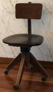 Chair ; antique but modern : occasional or desk