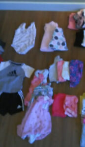 3-6month girl clothes