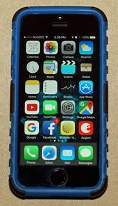 Mint - Like New - Apple 16GB Space Grey iPhone 5s - Rogers
