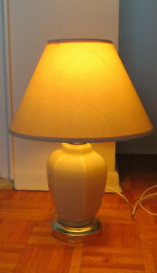 BEDSIDE LAMP - Reduced price, for quick sale!
