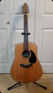 Vintage 1982 Seagull 12 String s12 Guitar