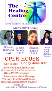 Open House - Free BBQ