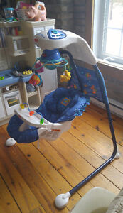 Balançoire /  fisher-price aquarium swing