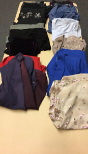Women's Clothing Size Large and XL $15 for the lot