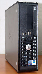 Dell Optiplex 780 Small Form Factor with dual display option
