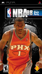 NBA 08 - Brand New NEver Opened