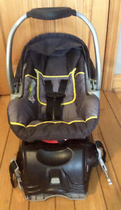 Infant Car Seat With Base For Vehicles & Aircraft - St. Thomas