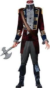 Legend Of Sleepy Hollow Headless Horseman New Halloween Costume