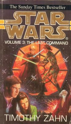 Star Wars Volume 3: The Last Command(Paperback Book)Timothy Zahn-19-Acceptable