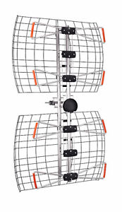 ANTENNA DIRECT DB4E AND DB8E, C4, C2V HD UHF/VHF TV ANTENNAS