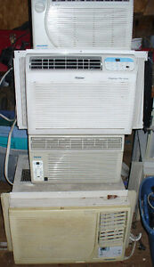 hand full of home Air Conditioner's for sale