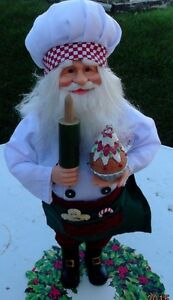 Collectable Kitchen santa for sale