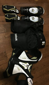 Reebok Youth Hockey Gear