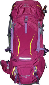 Magenta- 70L Mountaineering Sacs De Longue Randonnée