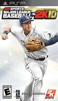 BRAND NEW PSP Major League Baseball (MLB) 2K10...