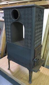 Combustion lente Jotul 606 wood stove