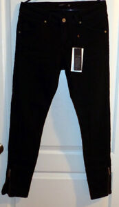 Vitaly Everyday Denim Mens Jeans - Medium Black - Size 34 - NWT