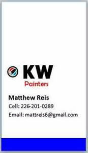 Cambridge's Professional Painters Cambridge Kitchener Area image 1