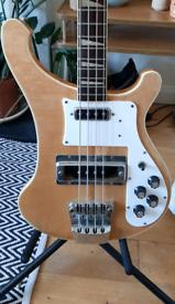 Rickenbacker Bass Copy vintage Japanese. Greco/Tokai/Ibanez